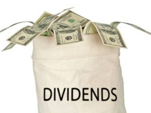 dividends pay off