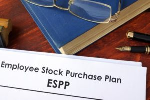 employee stock purchase plan